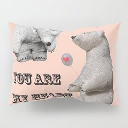 Declaration of love Pillow Sham
