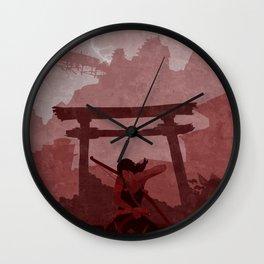 Tomb Raider (2013) Wall Clock
