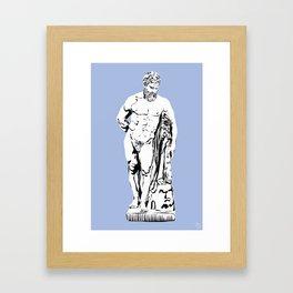 HERCULE Framed Art Print