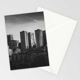 Buildings in Paris 13 Stationery Cards