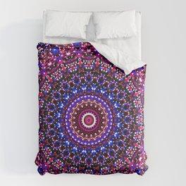 Mosaic Kaleidoscope 2 Comforters