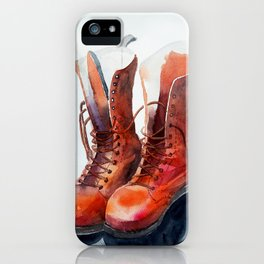 akwarelka 105 iPhone Case