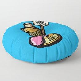 Pacharan Floor Pillow