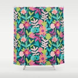 Luscious Garden Shower Curtain