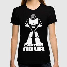 CAPTAIN NOVA! Stencil T-shirt