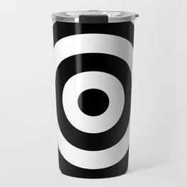 Classic Modern Bullseye Travel Mug