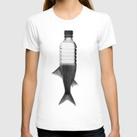 siren T-shirts featuring Siren by Repulp