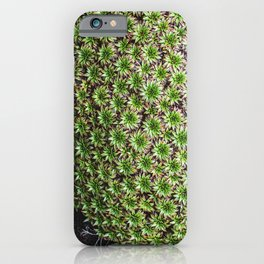 Boots and Nature  iPhone Case