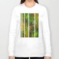 darren criss Long Sleeve T-shirts featuring Criss Cross by Heidi Fairwood