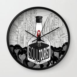 Soul Tourist Wall Clock