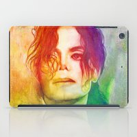 michael scott iPad Cases featuring Michael by Aurora Wienhold