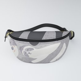 Love you – Sloth Fanny Pack