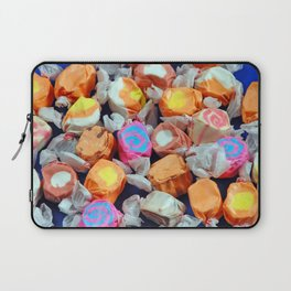 Colorful taffy candy Laptop Sleeve