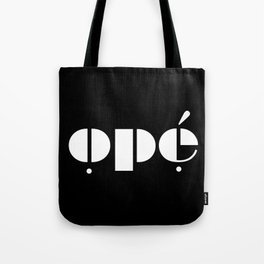 oo3 Tote Bag