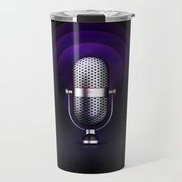 mic Travel Mug