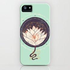 Lotus iPhone (5, 5s) Slim Case