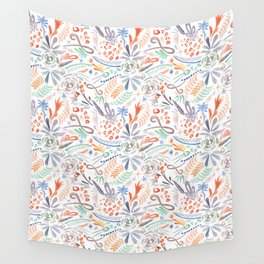 Whimsical Wind Wall Tapestry