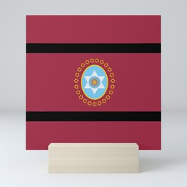 flag of Salta Mini Art Print