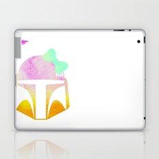 Star Wars Boba Fett and Bow 2 Laptop & iPad Skin