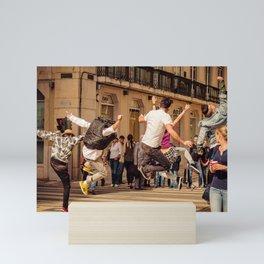 Dance Mini Art Print