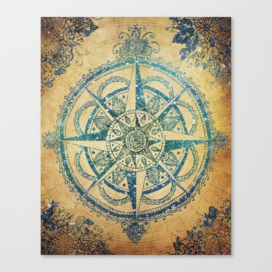 Voyager III Canvas Print
