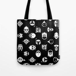 Classic StarWars Icons Tote Bag