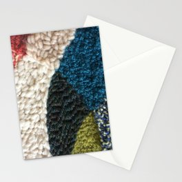 A Color Story Rug Hooked Art Stationery Cards