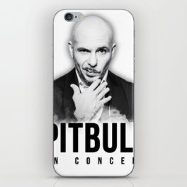 PITBULL - TOUR 2020 iPhone Skin