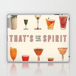 That's the Spirit Laptop & iPad Skin