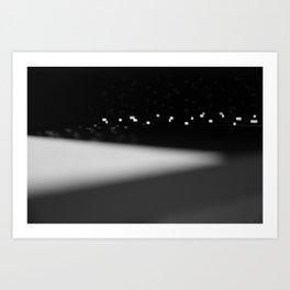 No Light Without Darkness #8 Art Print