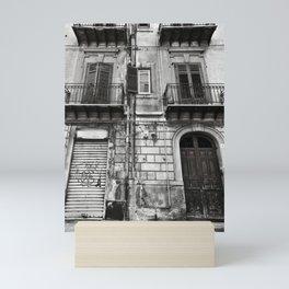 ABANDONED SICILIAN SOUND Mini Art Print