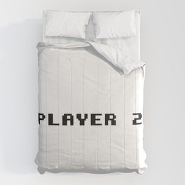 Player 2 Comforters
