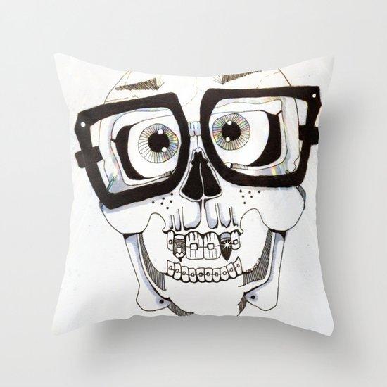 The Me Formula Throw Pillow