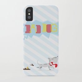 poo've got mail iPhone Case