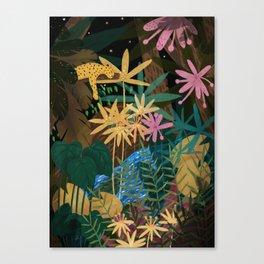 Jungle #2 Canvas Print