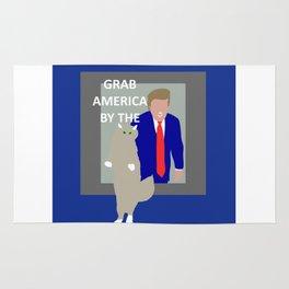 Grab America by the... Rug