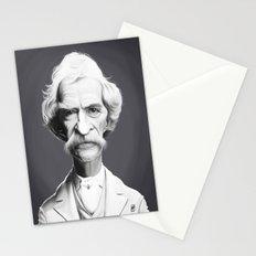 Mark Twain Stationery Cards