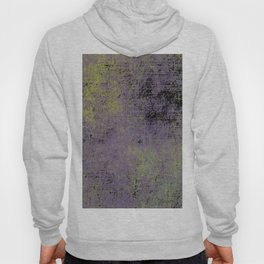 Darkened Sky - Textured, abstract painting Hoody