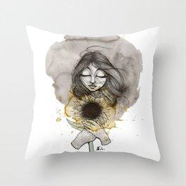 L'Autophilie Throw Pillow