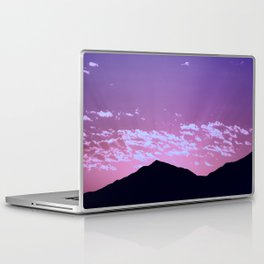 SW Mountain Sunrise - I Laptop & iPad Skin