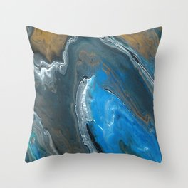 Serpente Throw Pillow