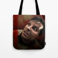 moriarty Tote Bags featuring Moriarty by addigni