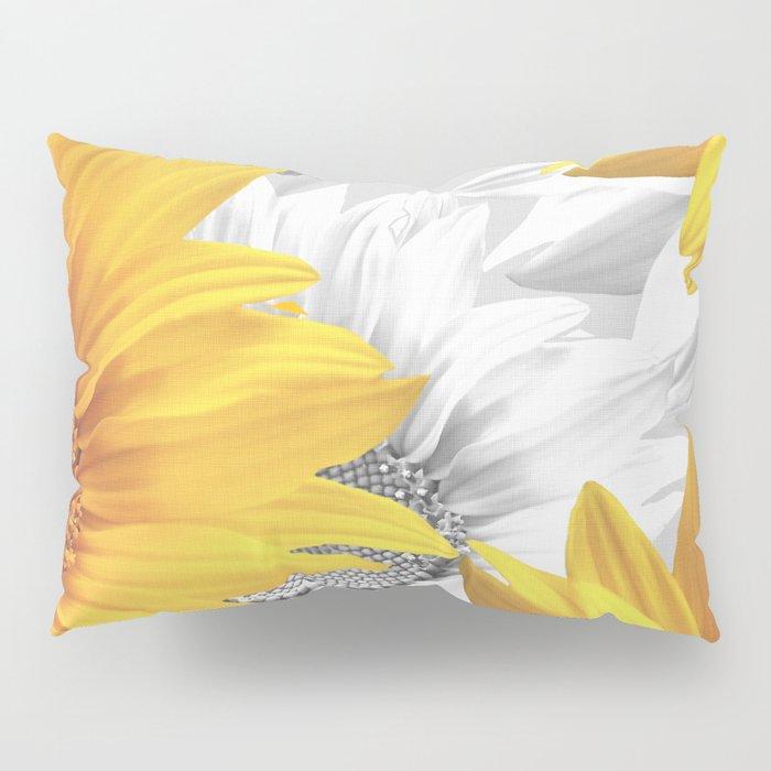 Sunflower Bouquet #decor #society6 #buyart Pillow Sham