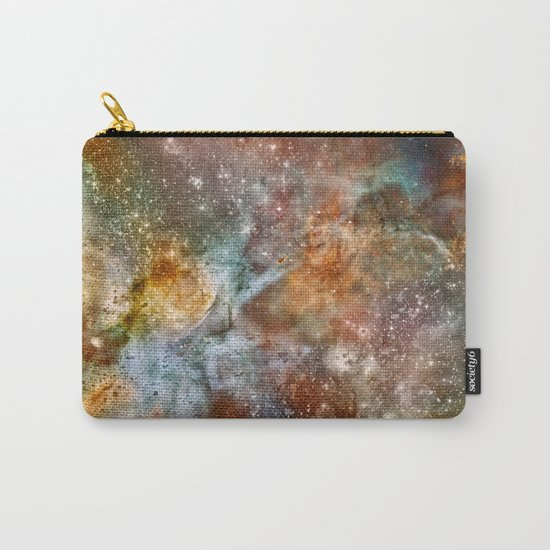 Acrylic Multiverse Carry-All Pouch