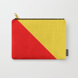 flag of palermo Carry-All Pouch