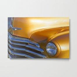 Classic cars - Chevrolet Metal Print
