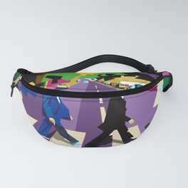 The Beatless Abey road Fanny Pack