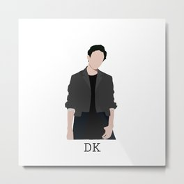 Seventeen - DK Metal Print