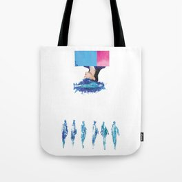 HOLLOW FACES SERIES Tote Bag