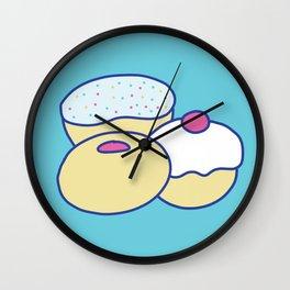 Dounuts Wall Clock